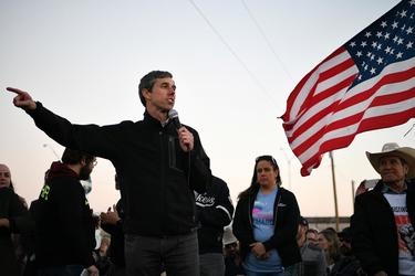 O'Rourke candidacy asks: Can a moderate white male win the 2020...